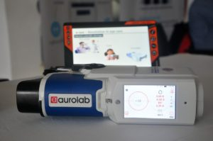 Glaucoma mobile monitor by Aurolabs