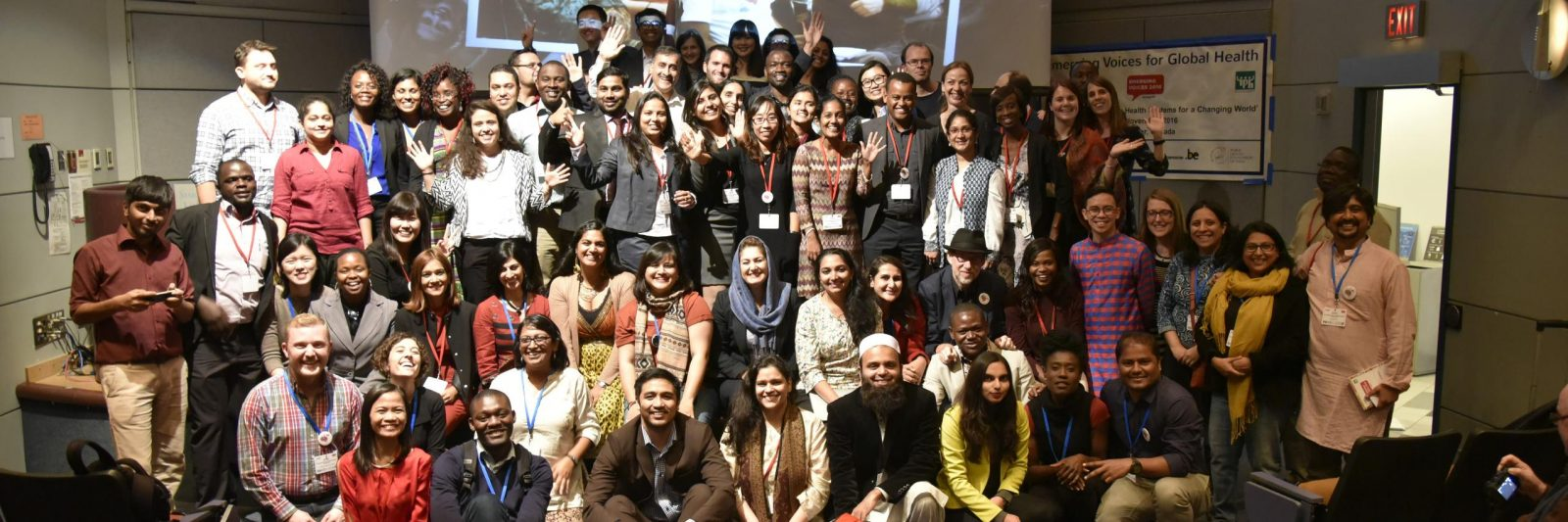 Emerging Voices for Global Health at HSR2016