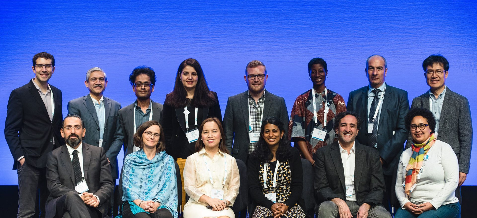 Members of the HSG Board of Directors at HSR2018.