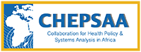 Collaboration for Health Policy and Systems Analysis in Africa (CHEPSAA)