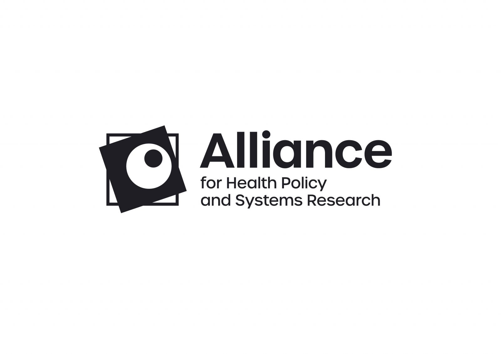 Logo for the Alliance for Health Policy and Systems Research