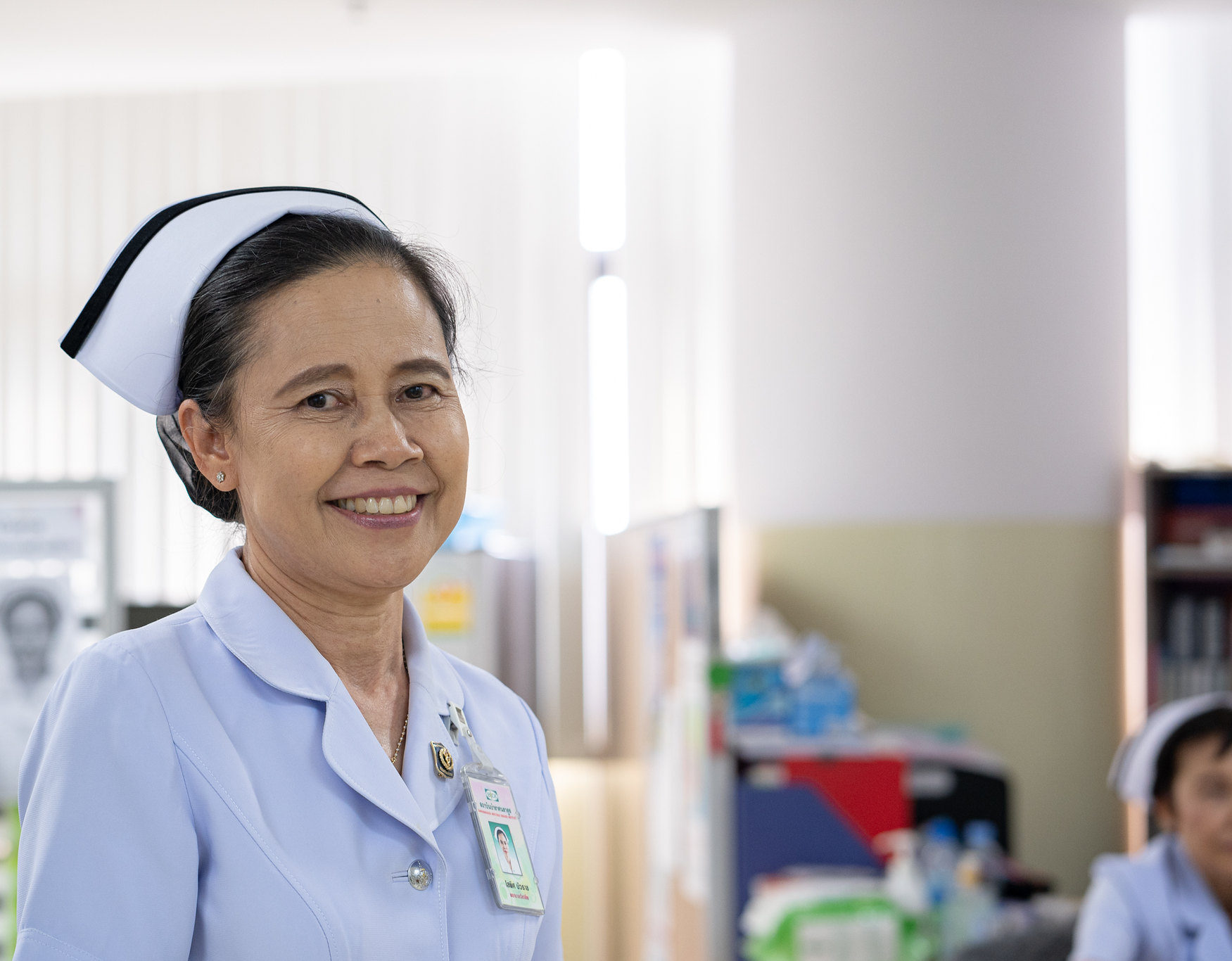 Solidarity and psychosocial support: Healthcare workers on World Mental Health Day