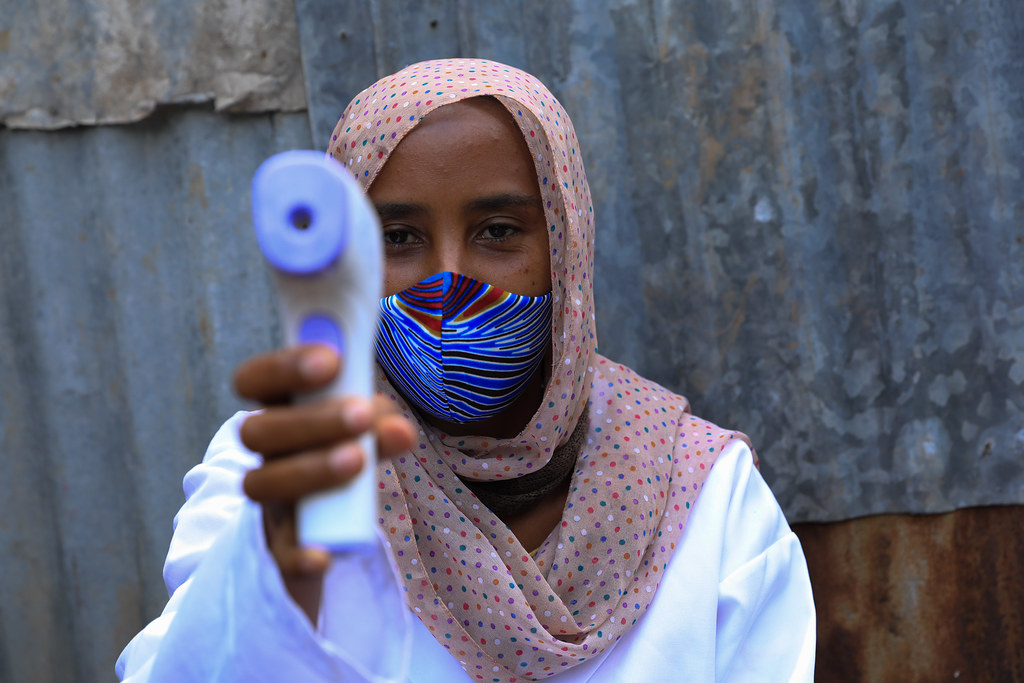 Community Health Workers in fragile and conflict-affected settings