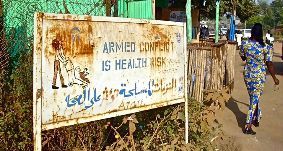 Who governs health systems in fragile and conflict-affected settings?